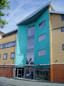 St Peters Healthcare Centre Leicester Bonam Amp Berry